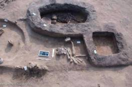 """العثور على """"كنز أثري"""" في مصر يعود إلى فترة الهكسوس"""