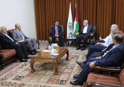 مصادر : بوادر إيجابية بتحرك ملف المصالحة بعد لقاء المخابرات المصرية بحماس