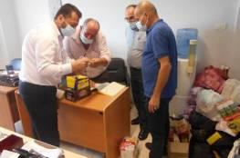 بلدية بيت لحم تتلف طنين من المواد الغذائية والاستهلاكية المنتهية الصلاحية والفاسدة