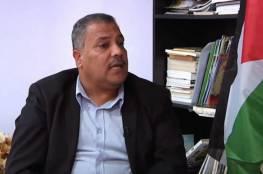 """رئيس بلدية العوجا: نصب الاحتلال خيمة عسكرية مؤشراً على قيامه فعلياً بـ """"الضم"""""""