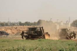توغل إسرائيلي محدود شرقي البريج