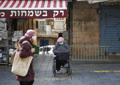 كورونا في اسرائيل: ثلاث وفيات و1930 مصابا بينها 34 حالة خطيرة