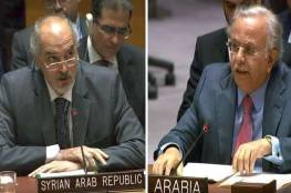 شاهد.. قضية خاشقجي تسبب مشادة بين السفيرين السوري والسعودي في الأمم المتحدة