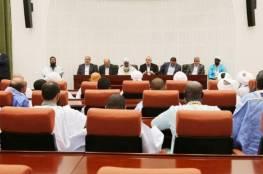 هنية يستقبل عددا من ممثلي الأئمة والعلماء بموريتانيا