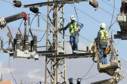 كهرباء غزة: تراجع نسبة العجز نسبيا مقارنة بأيام المنخفض الجوي