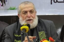 """الشيخ عزام: تحذيرات """"الجهاد"""" مثلت جداراً قوياً يستند إليه الأسرى في معركتهم ضد السجان"""