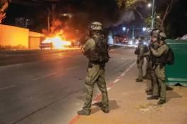 """لأول مرة.. """"إسرائيل"""" تدرب قواتها على سيناريوهات احتجاج عنيفة في فلسطين 48"""