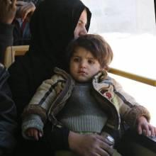 الخروج من حلب