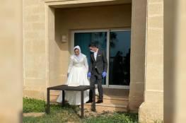 ملك الأردن وزوجته يقدمان هدية لعروسين في الحجر الصحي تعرضا للتنمر... فيديو