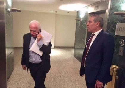 الأحمد: الأيام القادمة ستشهد خطوات عملية لاستئناف حكومة الوفاق عملها بغزة