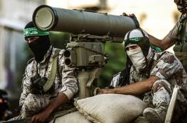 بالفيديو.. جيش الاحتلال يضع الأكوام الرملية على حدود غزة خوفاً من الكورنيت