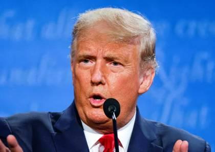 ترامب: في ظل حكم بايدن سيزداد تدفق اللاجئين إلى الولايات المتحدة بنسبة 700%