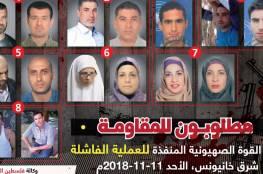 صحيفة: «كنز استخباري» بيد المقاومة التي لا تزال تبحث عن أفراد الوحدة داخل القطاع