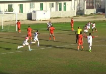 فيديو.. غزة الرياضي يخطف انتصار غالي من اتحاد خانيونس