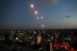 """الاحتلال يحمل """"الجهاد"""" مسئولية الصواريخ التي أطلقت من غزة.. ويطالب حماس بـ""""بسط"""" سيطرتها"""