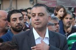 """الظهراوي: """"فلسطين النيابية"""" ستواصل عملها لصالح القضية الفلسطينية"""