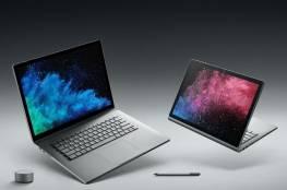 مايكروسوفت تكشف عن نسخة جديدة من Surface Book 2