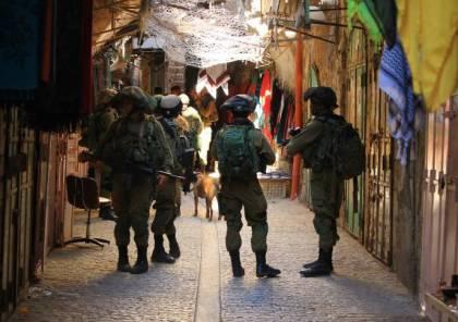 الاحتلال يسلم إخطارات بوقف بناء 6 منازل وبركس في رمانة