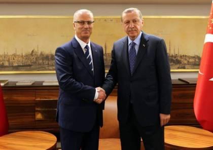بعد لقاء الحمدلله أردوغان.. تركيا تدفع 10 مليون دولار لخزينة الحكومة