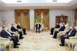 هنية يختتم زيارة لموريتانيا استمرت 3 أيام