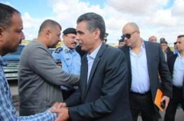 الوفد المصري يصل غزة لنقل الرد الاسرائيلي بخصوص التهدئة