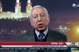 نايف حواتمة الكرة في ملعب الرئيس عباس لتشكيل حكومة وحدة وطنية
