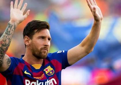 ميسي يكشف سر رغبته في الرحيل عن برشلونة