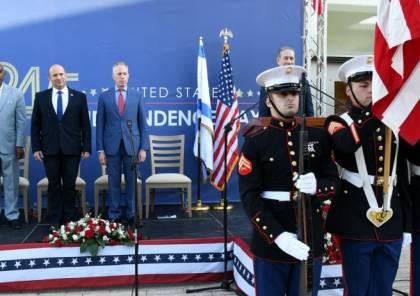سفراء أوروبيون قاطعوا حفلا للسفارة الأمريكية في إسرائيل