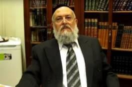 حاخام برشلونة: الطائفة اليهودية ببرشلونة محكوم عليها بالهلاك و علينا المغادرة لإسرائيل