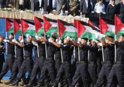 الشرطة الفلسطينية والامن العام الاردني يوقعان مذكرة تعاون مشترك