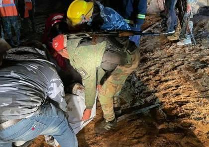 مقتل 9 أشخاص في هجوم استهدف حافلة بسوريا
