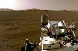 """لأول مرة.. مسبار """"بيرسفيرانس"""" يتجول على سطح المريخ"""