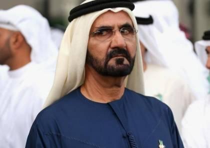 """شاهد: حاكم دبي يُعلق على اتفاق السلام الإماراتي الإسرائيلي بـ """"صورة"""""""