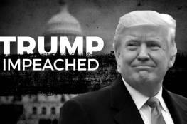 مجلس النواب الأمريكي يصوت على قرار لعزل ترامب