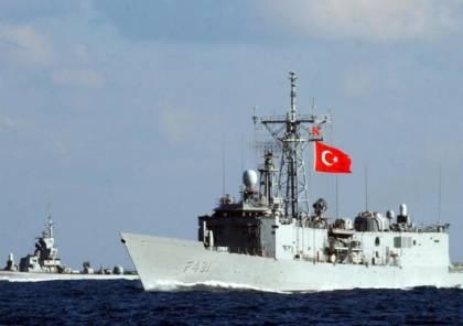 تفاصيل .. البحرية التركية اعترضت وطردت سفينة إسرائيلية قبالة قبرص