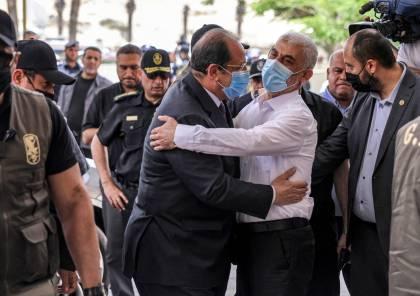 """وفد أمني """"إسرائيلي"""" يصل القاهرة..قناة عبرية تكشف ماذا طلبت مصر من """"إسرائيل"""" مؤخراً بشأن غزة"""