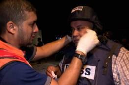 الإعلام ترصد 77 انتهاكاً بحق الحريات الإعلامية بالأراضي الفلسطينية