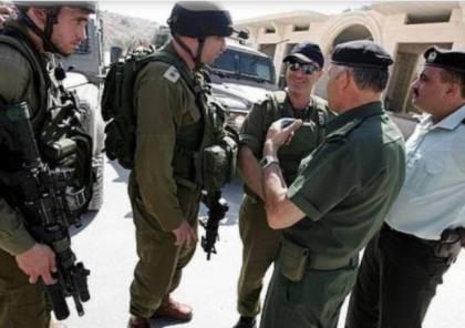 """""""اسرائيل اليوم """" نقلا عن مسؤول فلسطيني: لن نسمح بأعمال المقاومة في الضفة الغربية"""