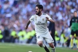 إيسكو يحسم مصيره مع ريال مدريد