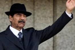 الاستخبارات العراقية تعتقل شخصين مجدا نظام صدام حسين