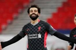 محمد صلاح يستحوذ على جائزة أفضل لاعب في ليفربول