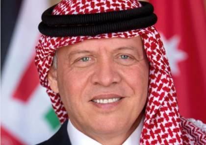 العاهل الأردني: الواسطة عندي خط أحمر
