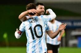 الأرجنتين تكتسح بوليفيا وأوروجواي تهزم باراجواي في ختام مجموعات كوبا أمريكا