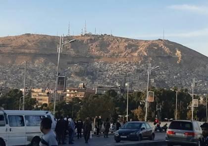 بيان شديد اللهجة من سوريا حول الغارة الإسرائيلية على حماة