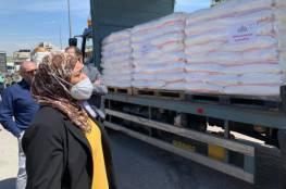 """غنام تطلق حملة """"المليون رغيف"""" لإغاثة العائلات المتعففة في رمضان"""