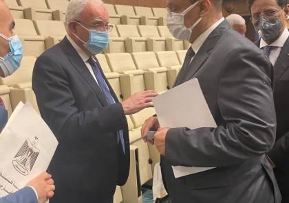 المالكي يبحث مع نظيره الموريتاني آخر التطورات السياسية