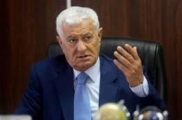 زكي: نعيش أخطر المراحل التي تهدف الى تصفية القضية الفلسطينية