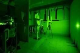 تقنية ثورية ترى الأشياء المخفية من مسافة 1.43 كلم... فيديو