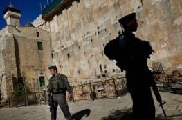 حماس: إجراءات الاحتلال بالإبراهيمي تمثل تعديًا على المقدسات