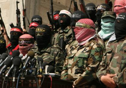 فصائل المقاومة تحذر الاحتلال وتوجه رسالة للوفد المصري مفادها...